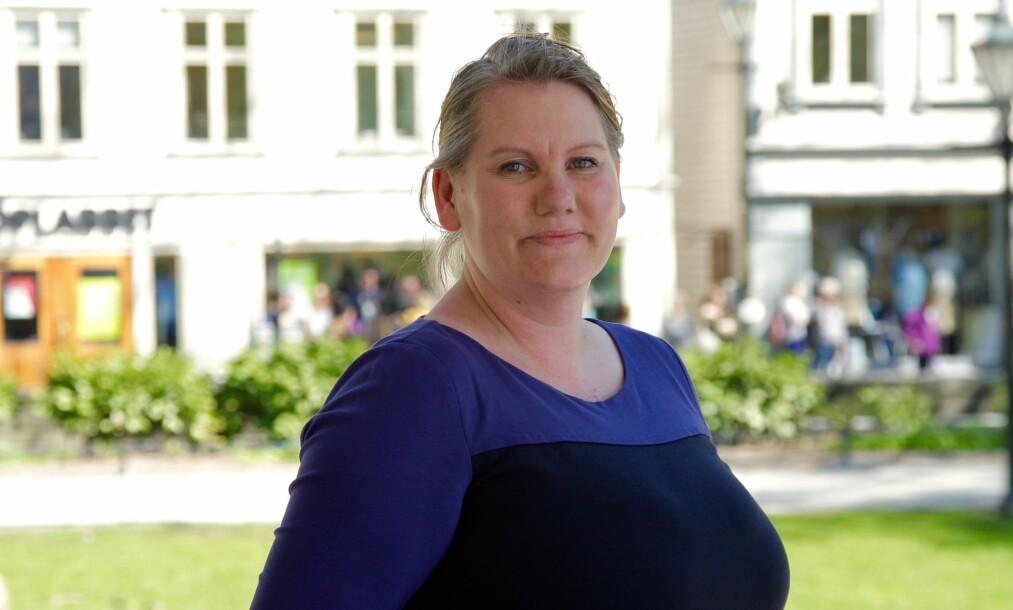 <strong>MISTET OMSORGEN FOR BARNA:</strong> Merethe Løland (38) har hatt et turbulent liv, og hun var ikke i stand til å ta vare på døtrene sine. Da barnevernet hentet dem, startet kampen om å få dem tilbake. FOTO: Ida H. Bergersen