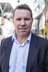 ENDELIG: Kjetil Graver har lenge hatt lyst til å lansere en komplett - og rimelig - matkasse. Foto: Brandhub