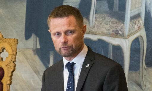 image: Helseministeren: - Den gamle loven var brudd på menneskerettighetene