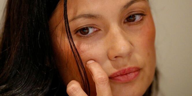 Norske Natassia i voldtektssøksmål mot Weinstein