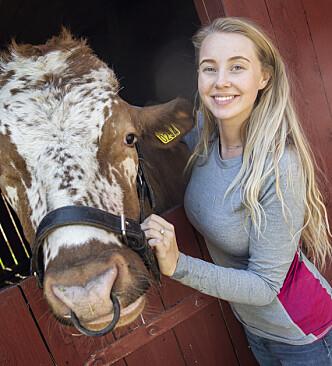«FARMEN KJENDIS» 2019: Martine Lunde (22). Foto: Lars Eivind Bones / Dagbladet