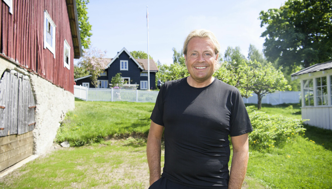«FARMEN KJENDIS» 2019: Runar Søgaard (50). Foto: Lars Eivind Bones / Dagbladet