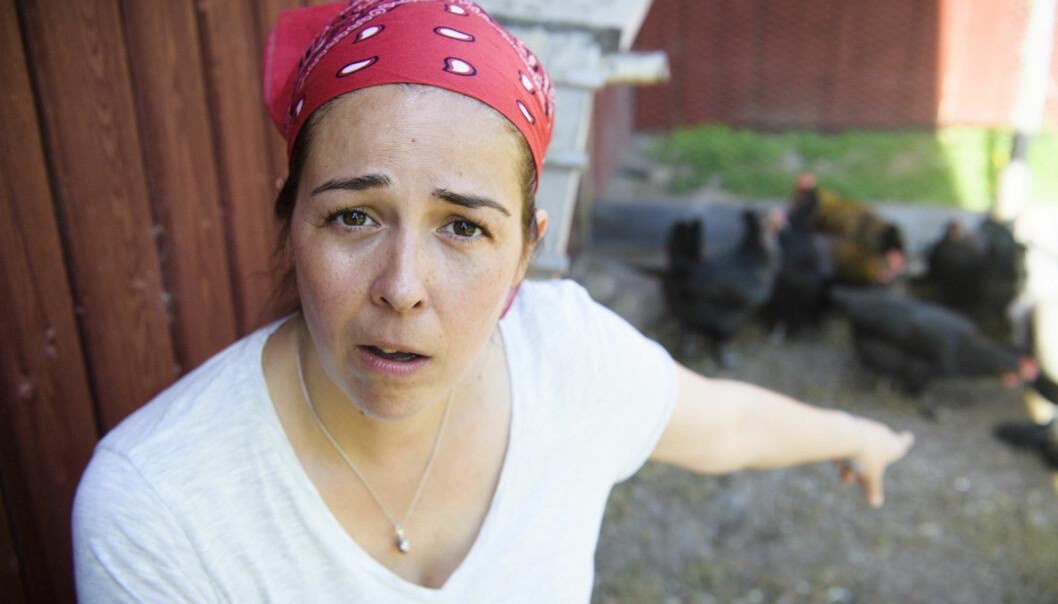 «FARMEN KJENDIS» 2019: Mina Hadijan (42). Foto: Lars Eivind Bones / Dagbladet