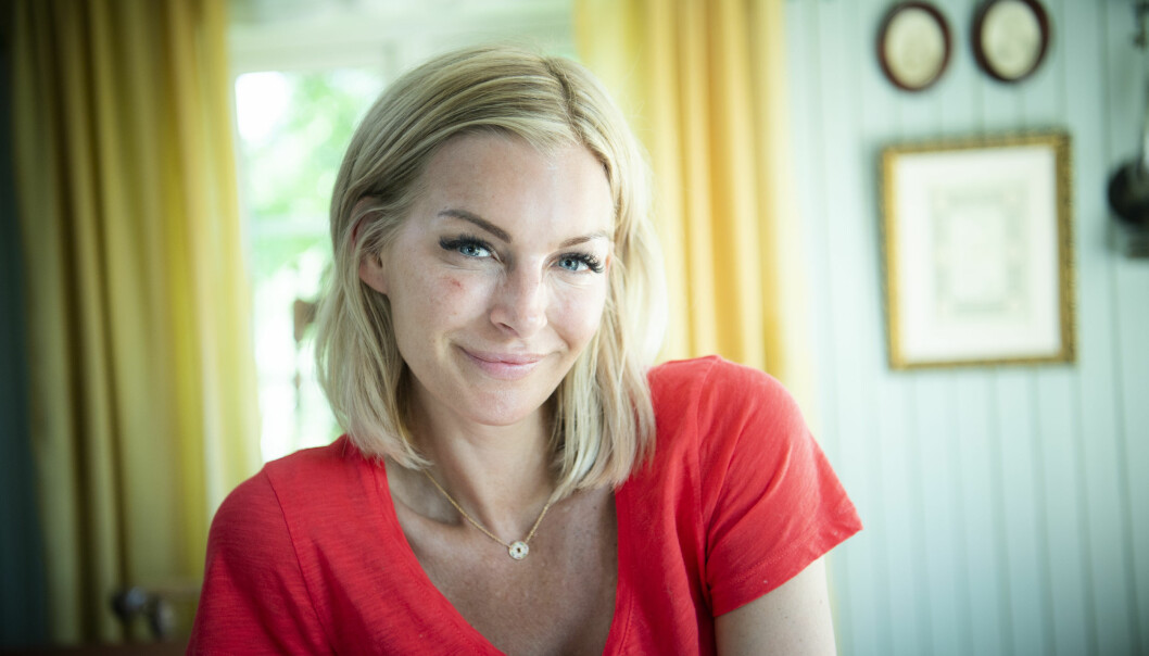 «FARMEN KJENDIS» 2019: Kathrine Sørland (38). Foto: Lars Eivind Bones / Dagbladet