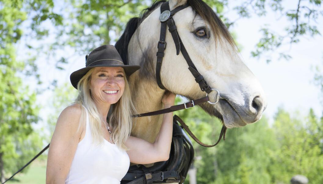 «FARMEN KJENDIS» 2019: Trude Mostue (50). Foto: Lars Eivind Bones / Dagbladet