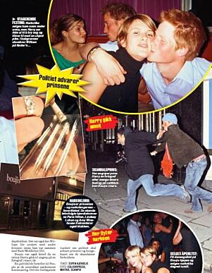<strong>STORE OVERSKRIFTER:</strong> Prins Harry har skapt flere overskrifter opp gjennom årene med sin utagerende livsstil. Her i Se og Hør i 2007. Foto: Faksimile / Se og Hør