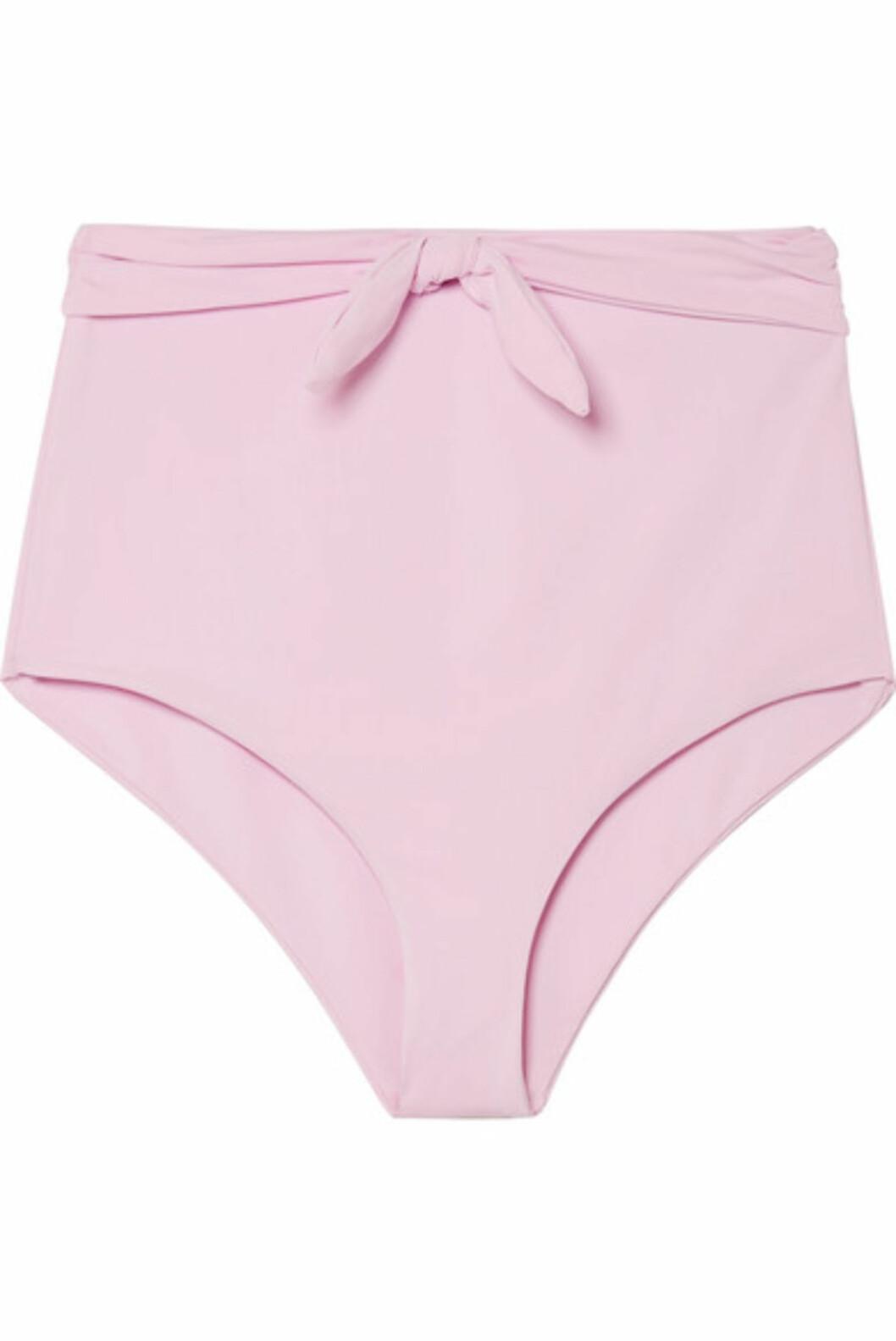 <strong>Bikinitruse fra Mara Hoffman  1360,-  https:</strong>//www.net-a-porter.com/no/en/product/994302/mara_hoffman/jay-bikini-briefs