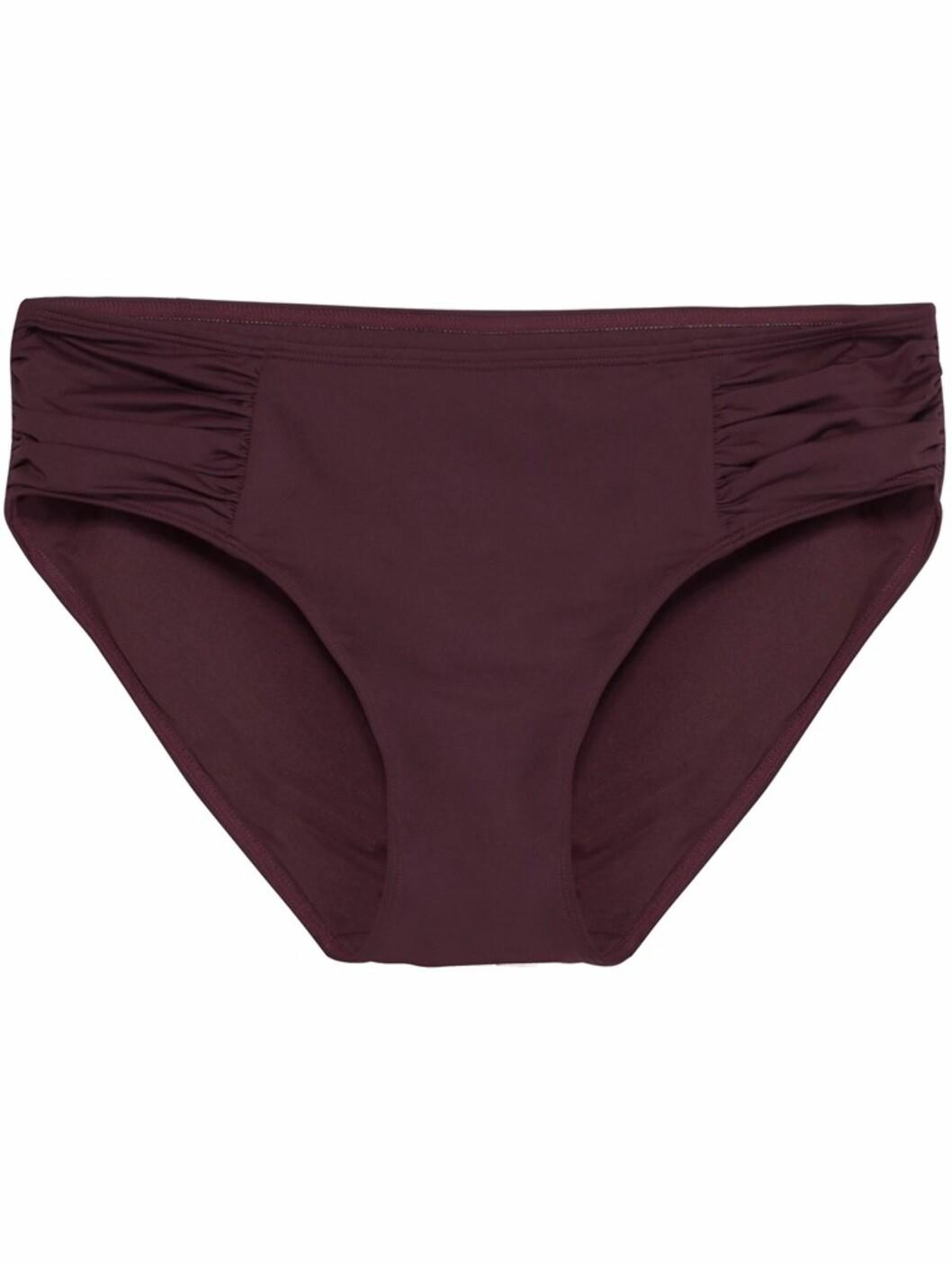 <strong>Bikinitruse fra Kappahl  129,-  https:</strong>//www.kappahl.com/nn-no/dame/Badetoy/bikinier/bikinitruse/123943