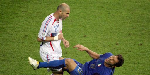 image: VM-dokumentar: Zidanes sjokkerende nedskalling
