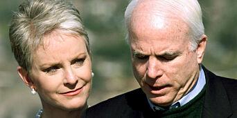 image: John McCains ekskone om skilsmissen: - Hadde ingen anelse om hva som foregikk