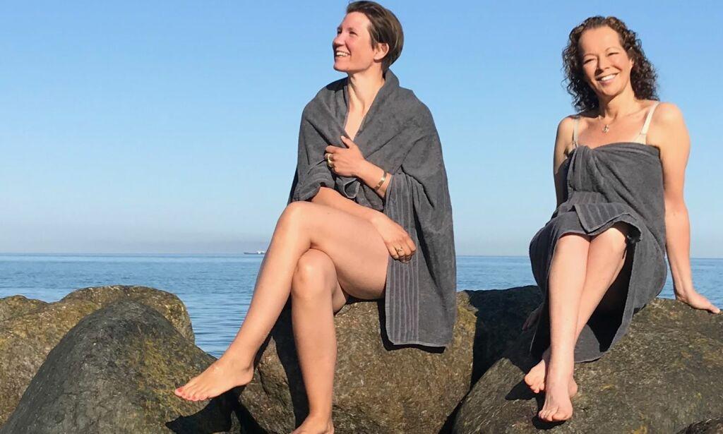image: Hopp i havet, for et dejlig badehotell