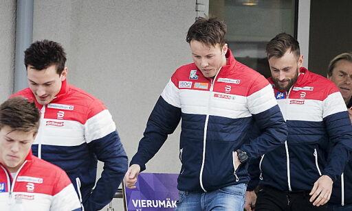 image: Maktkamp mellom Northug, Klæbo og Krogh: - En intern fight