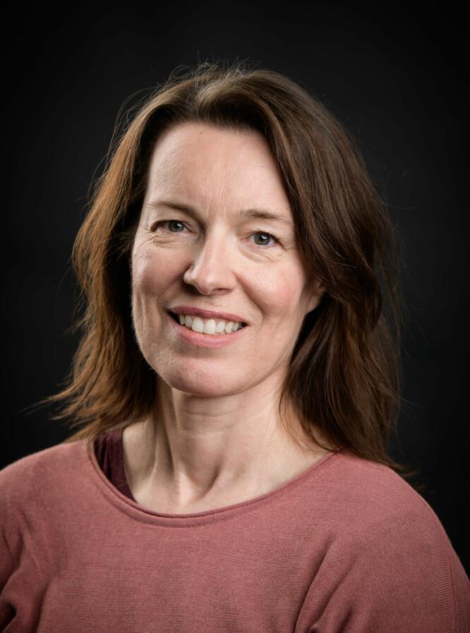 EKSPERTEN: Marit Hokland som er psykolog med privatpraksis nær Tønsberg. FOTO: Privat