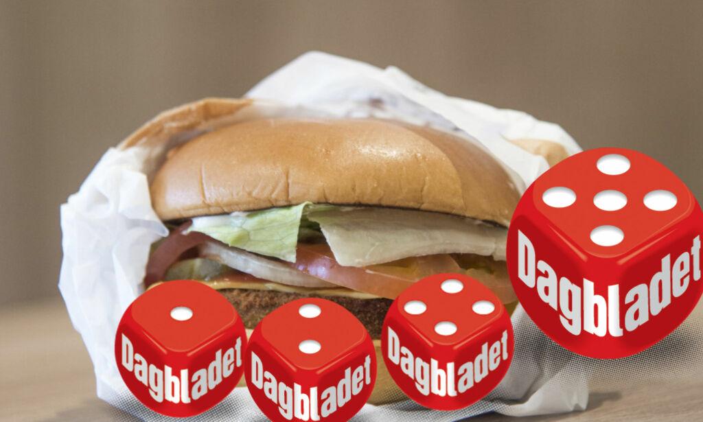 image: Smakstest av vegetarburgere