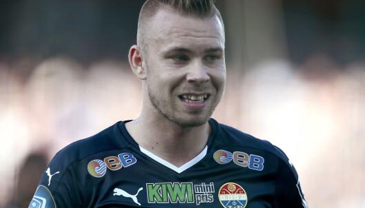 <strong>OVERRASKET:</strong> Marcus Pedersen. Foto: Bjørn Langsem / Dagbladet