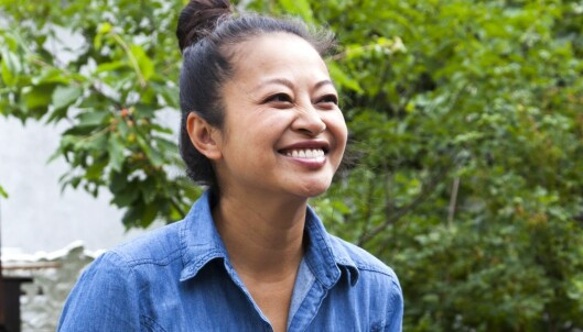 Kokken Anh Lêh har forvandlet bakgården sin til en spiselig byhage