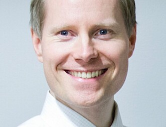 <strong>UNDERDIAGNOSTISERT:</strong> Talgkjertelsvikt regnes som en av de mest underdiagnostiserte tilstander i øyefaget, mener professor og øyelege Tor Paske Utheim. Foto: UiO