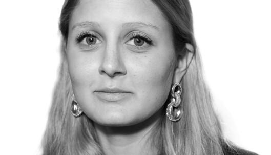 MINA KARLSEN: Sosiale medier-ansvarlig og faktasjekker i Faktisk.no. Foto: Lars Eivind Bones, Dagbladet