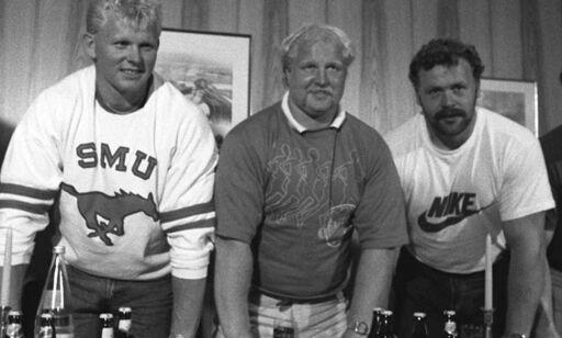 image: De svindlet oss på USA-tur for 31 år siden. Fortsatt ødelegger de for Norge