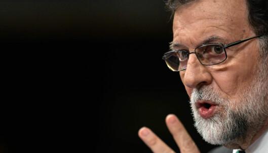 Knusende dom over Rajoy