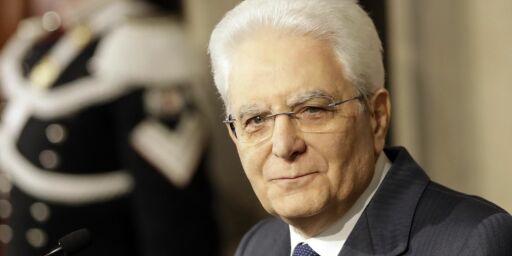 image: Krisen har trekk som er typiske for italiensk politikk