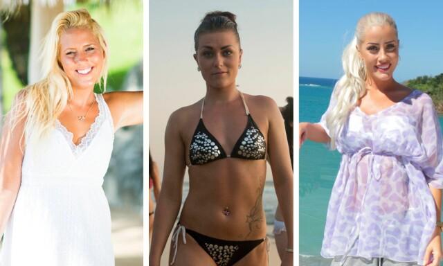 4fcd02a9 GIR SINE RÅD: Felles for Aurora Gude, Tina Skovdal og Eileen Eriksen er at