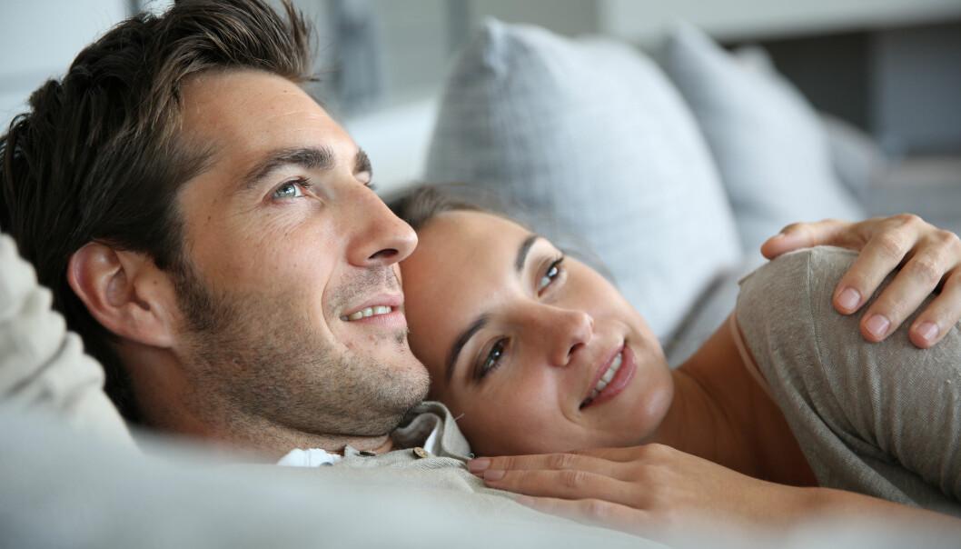 SEX: Hverdagskosen er viktig for sexlysten hos både kvinner og menn. FOTO: NTB Scanpix