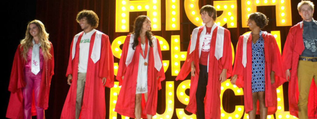 RETURNERER: Nå skal «High School Musical» lages om til en tv-serie. FOTO: frida.se