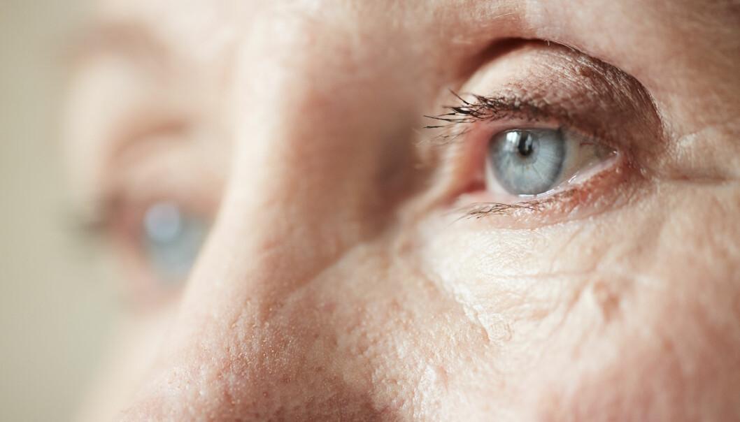 <strong>TEST DEG SELV:</strong> Bør du dra til øyelegen? I denne artikkelen kan du teste deg selv. Foto: Scanpix