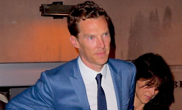 0407f9d2 REDDET DAGEN: Skuespiller Benedict Cumberbatch er best kjent for rollen som  Sherlock Holmes i den