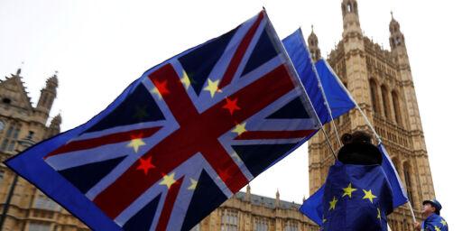 image: Brexit-lekkasje avslører dommedagsscenario: - Det er fullstendig kaos