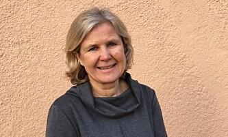 ANETTE HYLEN RANHOFF: Overlege ved Diakonhjemmet, indremedisiner og spesialist i geriatri. Foto: UiB