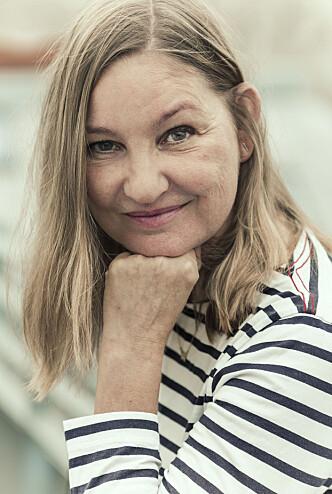 SKREV BOK OM HENDELSEN: Forfatter Naja Marie Aidt har skrevet en sorgbok om sønnens dødsfall. FOTO: Astrid Waller