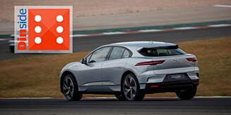 Jaguar imponerer: Den beste elbilen vi har kjørt