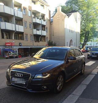SOLGT! Andreas Munchs Audi.