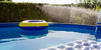image: Dårlig rensing av bassenget kan gjøre det til en bakteriebombe