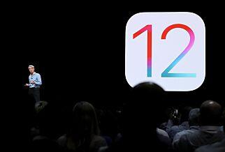 image: De viktigste nyhetene i iOS12