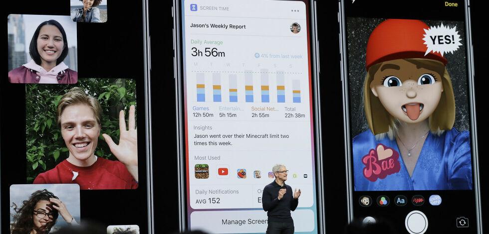 image: Apple lover at din gamle iPhone skal bli kjappere