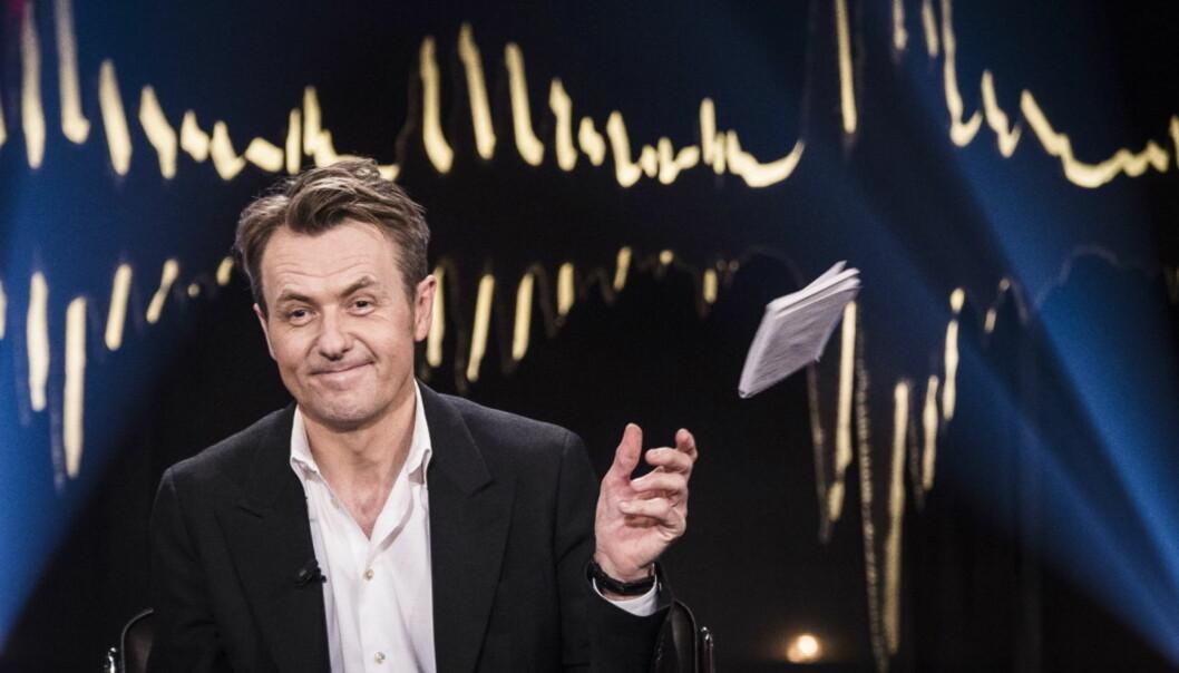 FERDIG: Etter å ha vært NRK ubestridte talkshowkonge i nesten 20 år, er Fredrik Skavlan ferdig i kanalen. Foto: Lars Eivind Bones / Dagbladet