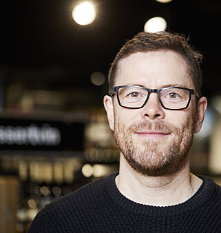 ENDRER ÅPNINGSTIDER: Jens Nordahl forteller at Polet vil endre åpningstider for å tilpasse seg folks handlemønster. Foto: Vinmonopolet