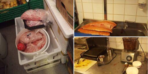 image: Her er sjokkbildene fra Oslo-restaurantene