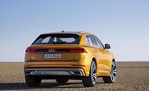 image: Audi går for prestisje med nye Q8