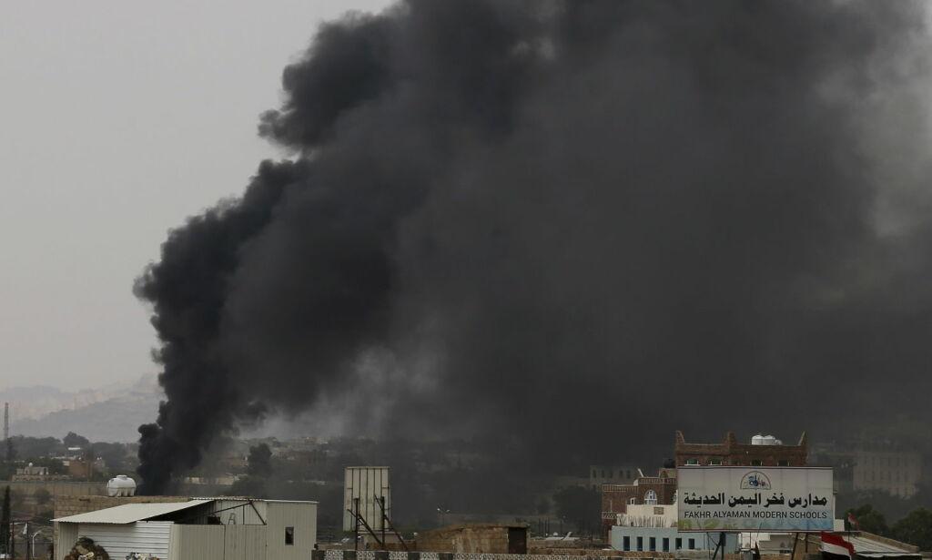 image: Kraftig økning i norsk våpeneksport til landene som kriger i Jemen