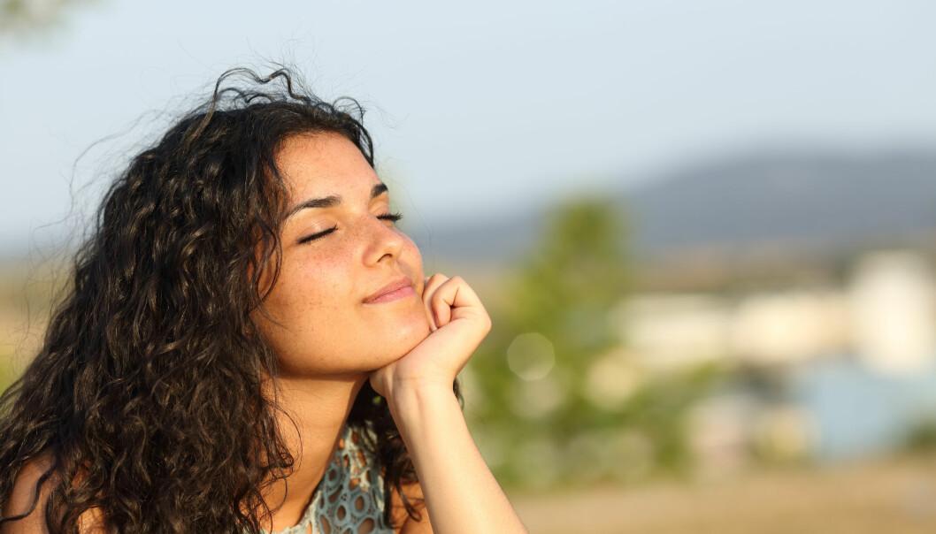 MINDFULNESS: Kan endre måten vi forholder oss til tanker og følelser på, ifølge ekspertene. FOTO: NTB Scanpix