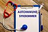 autoimmune sykdommer liste