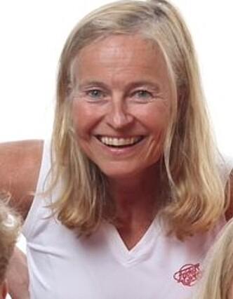 EKSPERTEN: Christina Engebretsen, som er trenings- og utdanningsansvarlig i Friskis&Svettis Norge.