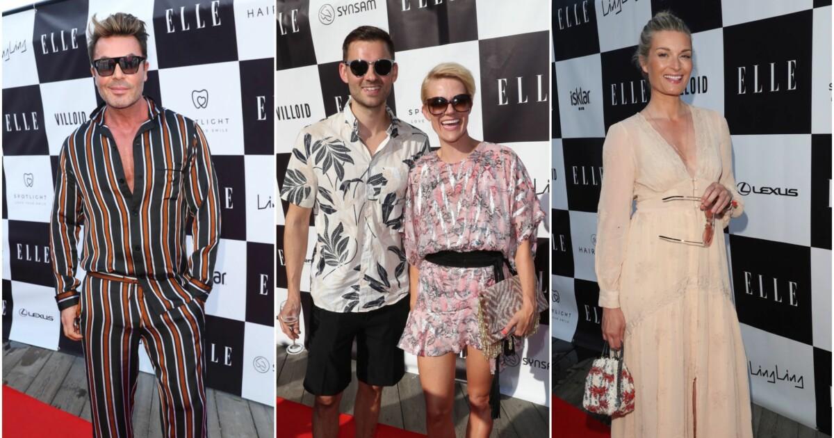 c6e7d38c Elle-festen 2018 - Se kjendisenes private festbilder - Se og Hør