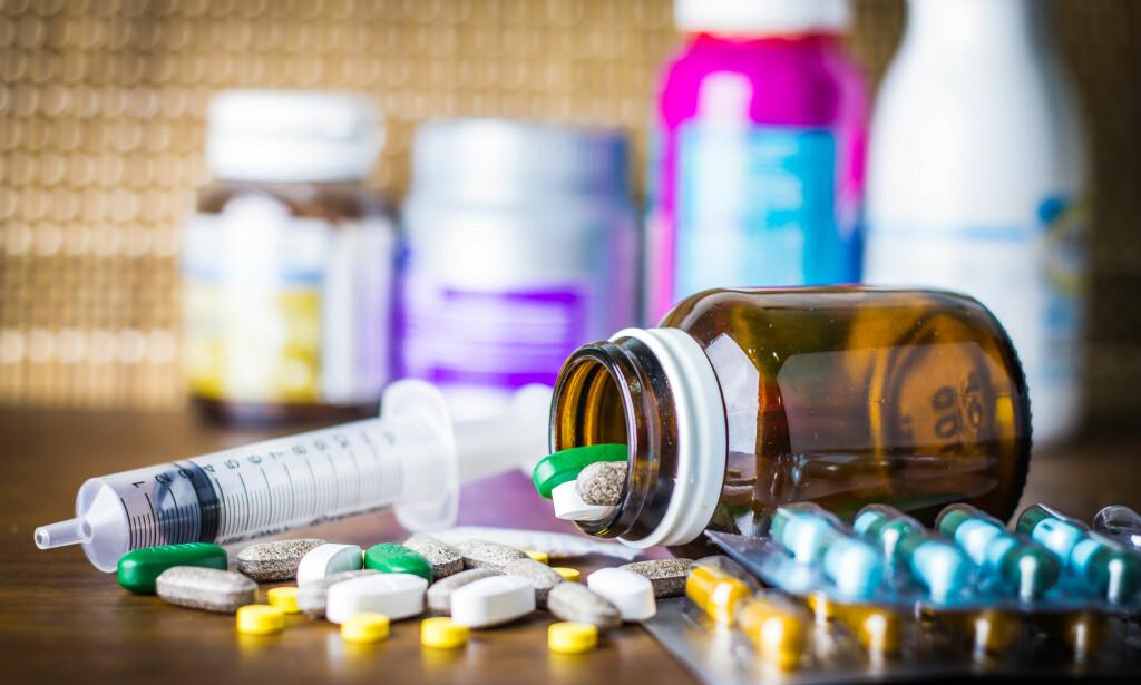 KALKULERT RISIKO: – Vi vet at medisinen vil redde mange fra å bli syke, noen vil bli sykere og noen få vil dø, sier Petter Brelin i Allmennlegeforeningen. Foto: NTB Scanpix