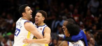 Golden State Warriors vant sin tredje NBA-tittel på fire år