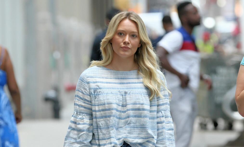 - HADDE INGEN ANELSE: Denne uka ble det kjent at den amerikanske skuespilleren Hilary Duff hadde deltatt i den amerikanske versjonen av «Hvem tror du at du er?». Resultatet av slektsforskningen forbløffet henne. Foto: NTB Scanpix